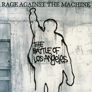 Rage Against The Machine Battle Of Los Angeles Vinyl Record