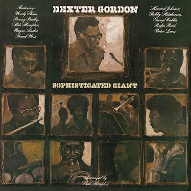 Dexter Gordon Sophisticated Giant Vinyl Record