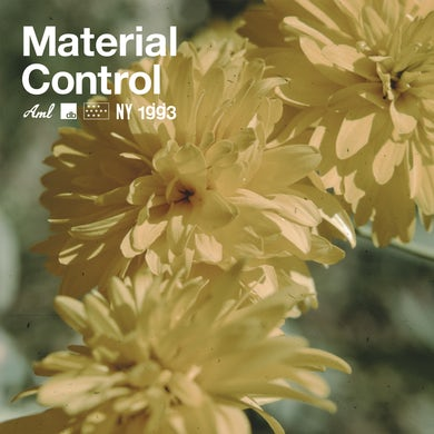 MATERIAL CONTROL (OPAQUE WHITE) (180G) Vinyl Record