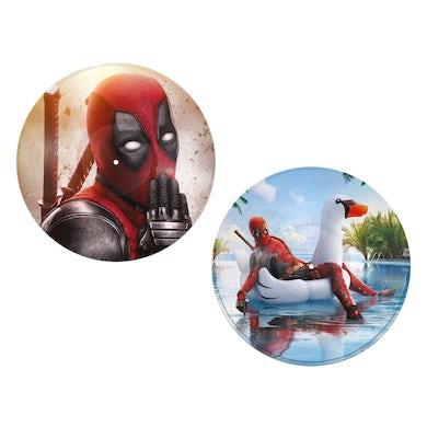 Tyler Bates Deadpool 2 (OST) Vinyl Record