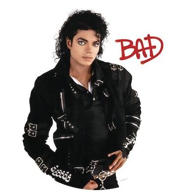 Michael Jackson Bad Vinyl Record (Picture Disc)