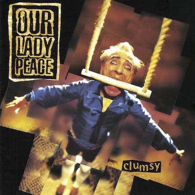 Clumsy  Opaque White Vinyl Record
