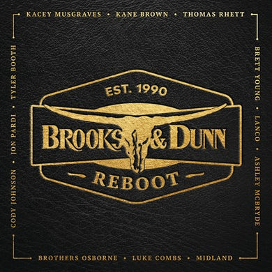 Brooks & Dunn Reboot Vinyl Record