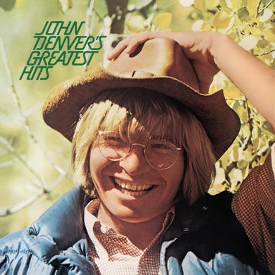 John Denver's Greatest Hits Vinyl Record