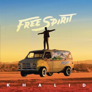 Khalid Free Spirit Vinyl Record