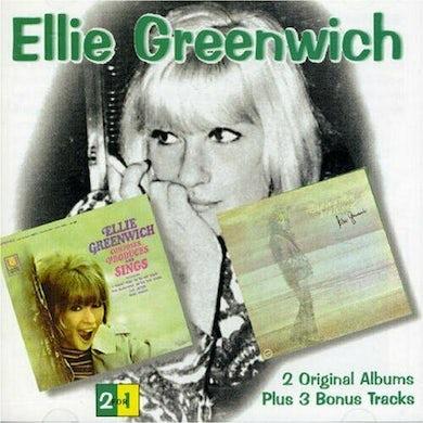 Ellie Greenwich 2 Original Lps + 3 Bonus Cuts CD