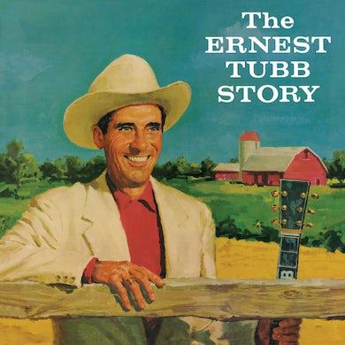 Ernest Tubb Story Vinyl Record