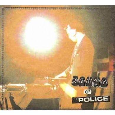 Cut Chemist Sound of The Police CD