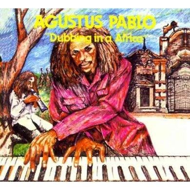 Augustus Pablo Dubbing In Africa CD