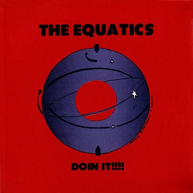 Equatics Doin' It !!!! Vinyl Record