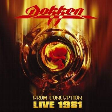 Dokken Live 1981 from Conception CD