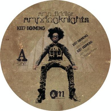 Amp Fiddler Keep Coming (Remixes) Vinyl Record