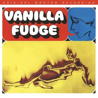 Vanilla Fudge (SACD) (Hybrid SACD Mono Limited Numbered to 2000) CD