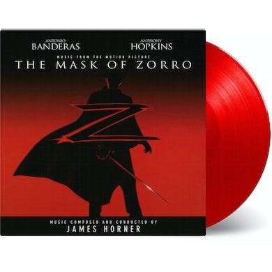 James Horner Mask Of Zorro (OST) Vinyl Record