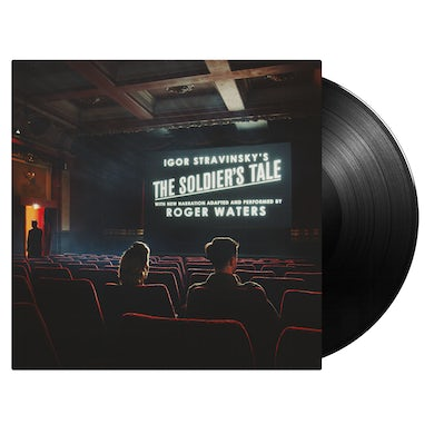 Roger Waters Stravinsky: The Soldier's Tale Vinyl Record