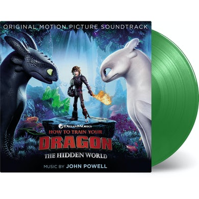 John Powell How To Train Your Dragon 3 (OST) Vinyl Record