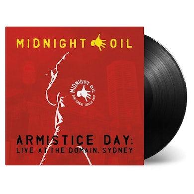Midnight Oil Armistice Day: Live At The Domain, Sydney Vinyl Record