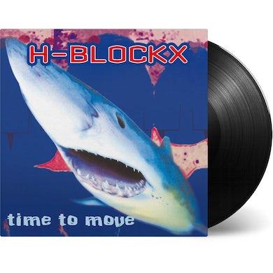 H-Blockx Time to move Vinyl Record