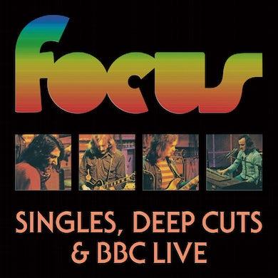 Singles  Deep Cuts & Bbc Live Vinyl Record