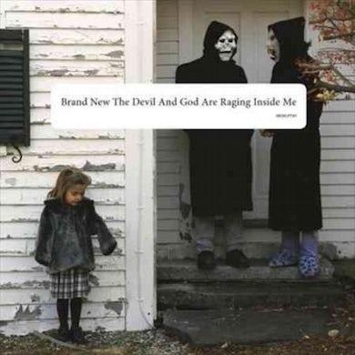 Devil and God Are Raging Inside Me Vinyl Record