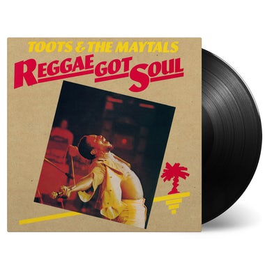 Reggae Got Soul 180 Gram Audiophile Vinyl Reggae Series With Selected Vinyl Record