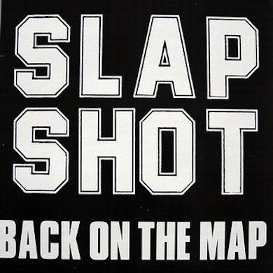 Slapshot Back On The Map Vinyl Record