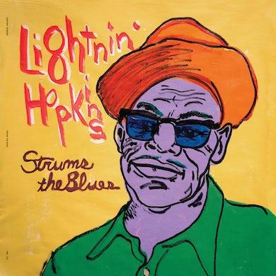 Strums The Blues Vinyl Record
