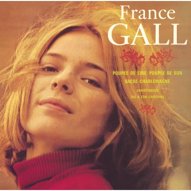 France Gall De Son (180 Gram Vinyl First Time Available) Vinyl Record