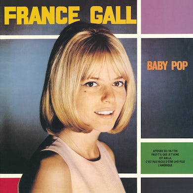 France Gall Baby Bop (180 Gram Vinyl First Time Available In Us) Vinyl Record