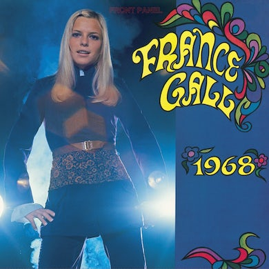 France Gall 1968 (80 Gram Vinyl First Time Available In Us) Vinyl Record