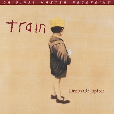 Train Drops of Jupiter (180 G Ltd  Mofi) Vinyl Record