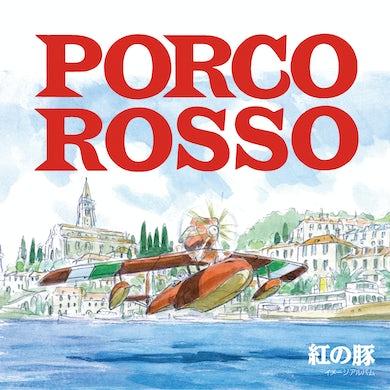 Porco Rosso: Image Album Vinyl Record