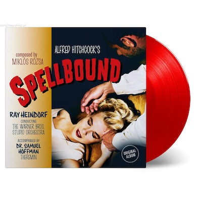 Alfred Hitchcock's Spellbound (OST) Vinyl Record