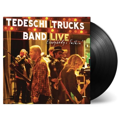 Tedeschi Trucks Band Everybodys talkin Vinyl Record