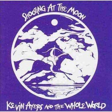 Kevin Ayers Shooting at the Moon Vinyl Record