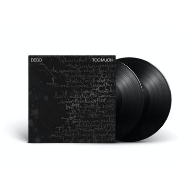 Dego Too Much Vinyl Record