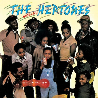 The Heptones Good Life  Limited Edition Vinyl Record