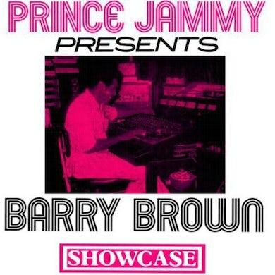 Prince Jammy Presents Showcase  Limited Blue Marble Vinyl Vinyl Record