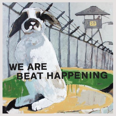 We Are Beat Happening Vinyl Record
