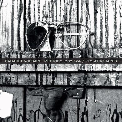 Cabaret Voltaire Methodology '74/'78 Attic Tapes Vinyl Record