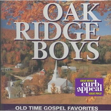 The Oak Ridge Boys Old Time Gospel Favorites CD