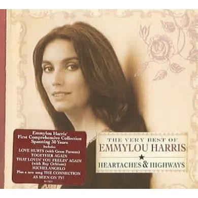 Very Best Of Emmylou Harris CD