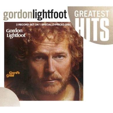 Gordon Lightfoot Gord's Gold CD
