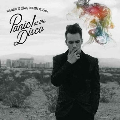 Panic At The Disco  Too Weird to Live, Too Rare to Die! CD