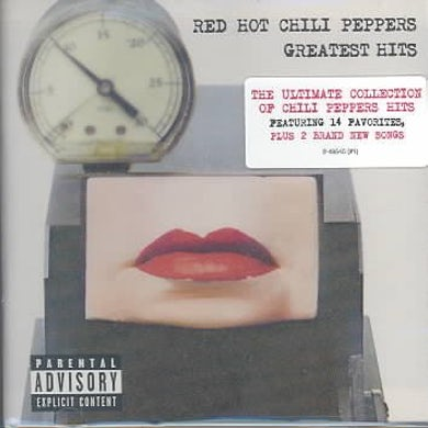 Red Hot Chili Peppers Greatest Hits [Warner Bros.] [PA] CD