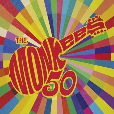 The Monkees 50 CD