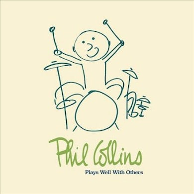 Phil Collins Plays Well with Others CD