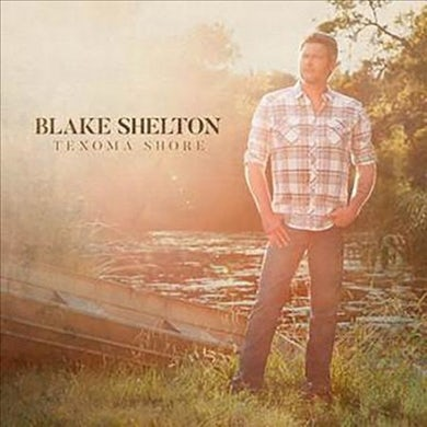 Blake Shelton Texoma Shore CD