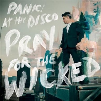 Panic At The Disco  Pray for The Wicked CD