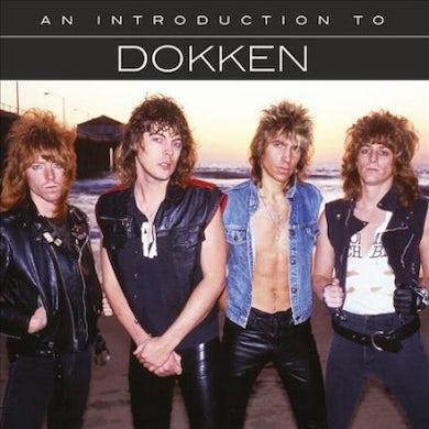 Dokken Introduction To CD